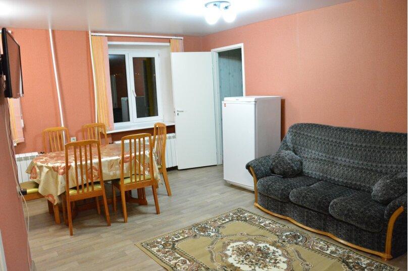 3-комн. квартира, 49 кв.м. на 6 человек, улица Дзержинского, 4, Шерегеш - Фотография 5