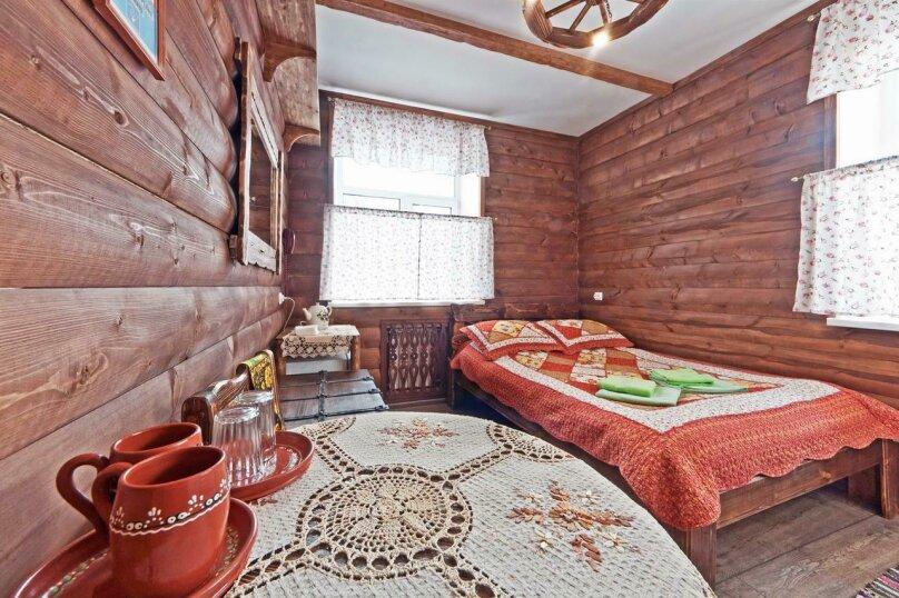 Стандартный двухместный номер с 1 двуспальной кроватью, проспект Красных Командиров, 4А, Красное Село ж.д.ст., Санкт-Петербург - Фотография 1