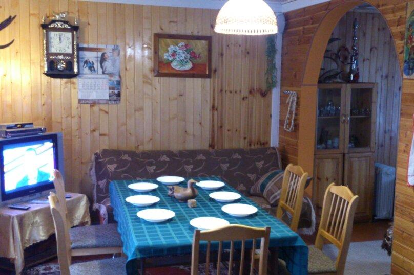 Дом на берегу озера Пертозеро, 75 кв.м. на 8 человек, 2 спальни, Кондопожский район, берег Пертозера, уч. 6, Петрозаводск - Фотография 8