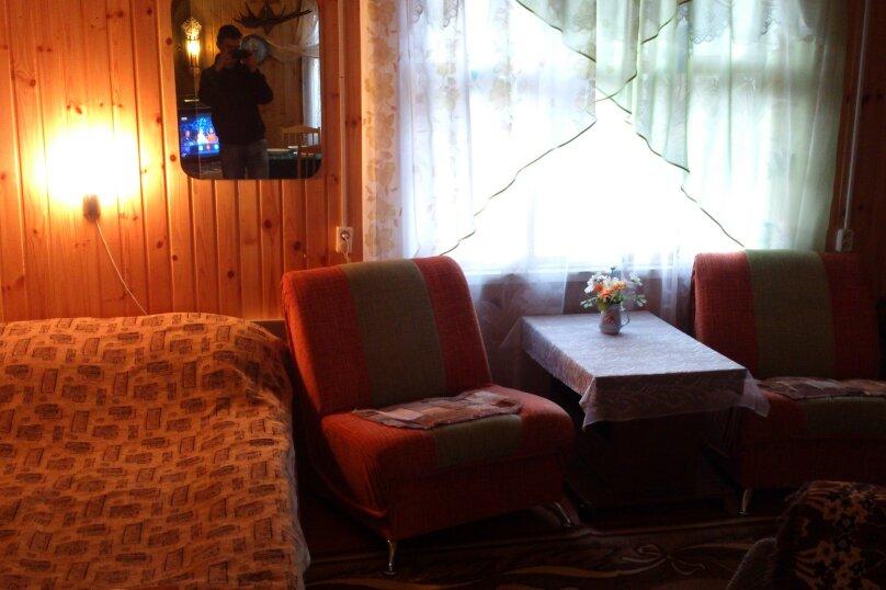 Дом на берегу озера Пертозеро, 75 кв.м. на 8 человек, 2 спальни, Кондопожский район, берег Пертозера, уч. 6, Петрозаводск - Фотография 9