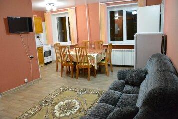 3-комн. квартира, 49 кв.м. на 6 человек, улица Дзержинского, 4, Шерегеш - Фотография 1