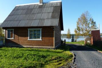 Дом на берегу озера Пертозеро, 60 кв.м. на 11 человек, 2 спальни, Кондопожский район, берег Пертозера, Петрозаводск - Фотография 2