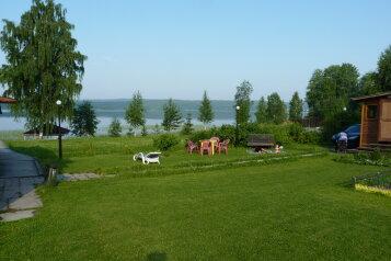 Дом на берегу озера Пертозеро, 60 кв.м. на 11 человек, 2 спальни, Кондопожский район, берег Пертозера, Петрозаводск - Фотография 3