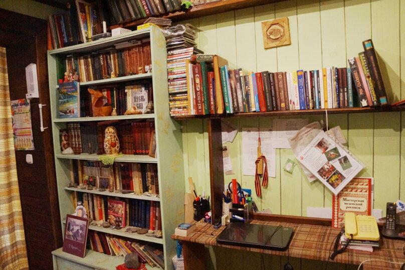 Дом, 100 кв.м. на 9 человек, 3 спальни, с. Чемал, Курортная улица, 28, Алтайский - Фотография 8