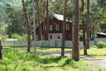 Дом, 100 кв.м. на 9 человек, 3 спальни, с. Чемал, Курортная улица, 28, Алтайский - Фотография 1