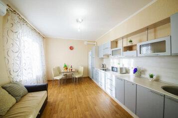 2-комн. квартира, 50 кв.м. на 6 человек, улица имени Пугачёва Е.И., Саратов - Фотография 2