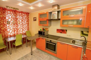 2-комн. квартира, 50 кв.м. на 4 человека, Большая Горная улица, Саратов - Фотография 1