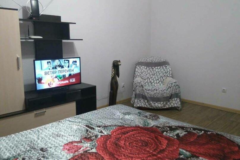 1-комн. квартира, 38 кв.м. на 4 человека, Сабуровская улица, 2Ак2, Тамбов - Фотография 3