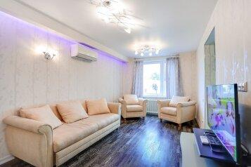 3-комн. квартира, 75 кв.м. на 5 человек, Смоленский бульвар, 6-8, Москва - Фотография 2