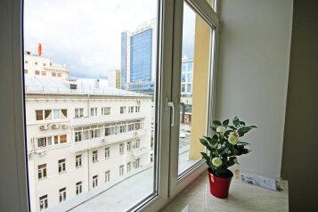 3-комн. квартира, 91 кв.м. на 6 человек, Смоленская площадь, 13/21, Москва - Фотография 2