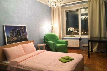 3-комн. квартира, 89 кв.м. на 6 человек, Ростовская набережная, 1, Москва - Фотография 2