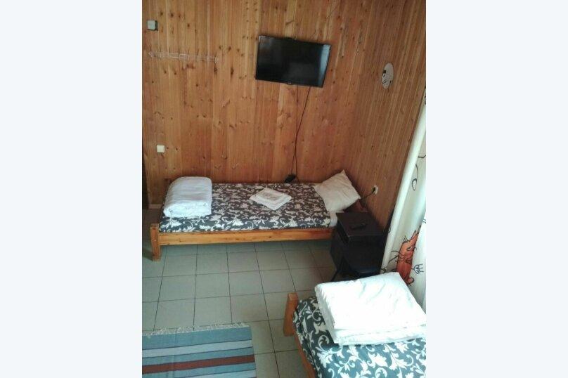Стандартный трёхместный номер с раздельными кроватями, Заповедная улица, 34, Красная Поляна - Фотография 1