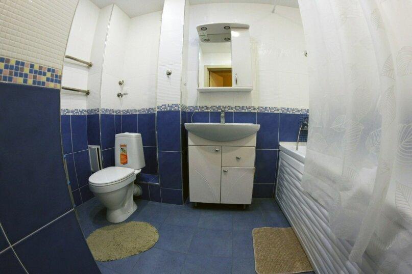 1-комн. квартира, 50 кв.м. на 4 человека, улица Энергетиков, 16, Тюмень - Фотография 8