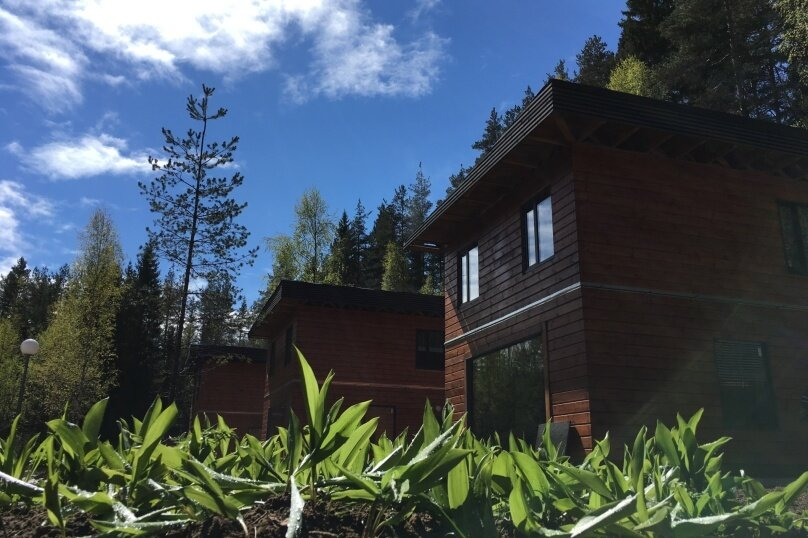 Дом на берегу озера, 120 кв.м. на 10 человек, 5 спален, Лахденпохья, 61.492929, 29.905277, Лахденпохья - Фотография 5