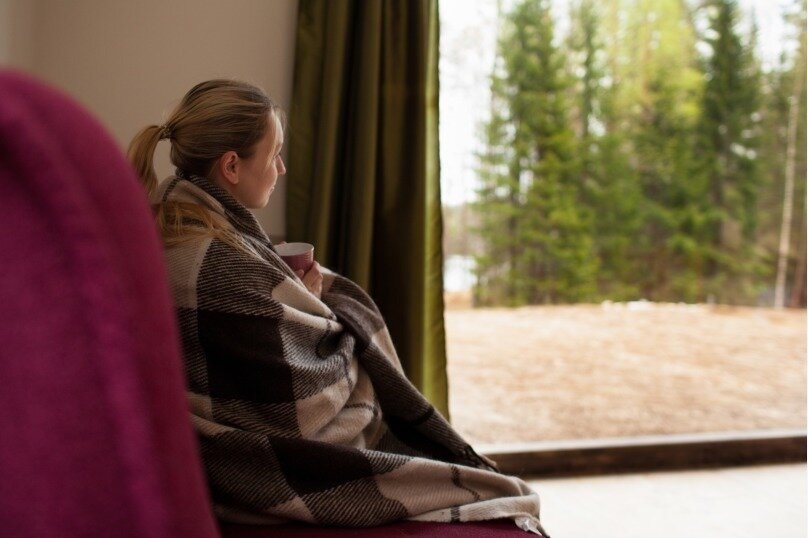 Дом на берегу озера, 120 кв.м. на 10 человек, 5 спален, Лахденпохья, 61.492929, 29.905277, Лахденпохья - Фотография 16