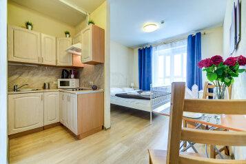 1-комн. квартира, 30 кв.м. на 2 человека, Коломяжский проспект, метро Пионерская, Санкт-Петербург - Фотография 4