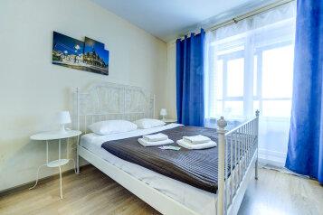 1-комн. квартира, 30 кв.м. на 2 человека, Коломяжский проспект, метро Пионерская, Санкт-Петербург - Фотография 1