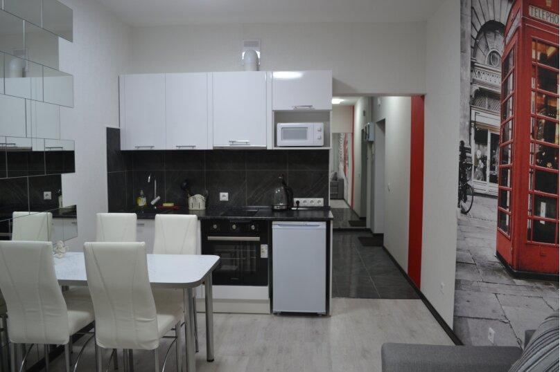 1-комн. квартира, 32 кв.м. на 2 человека, Гоголя, 80, Иркутск - Фотография 2