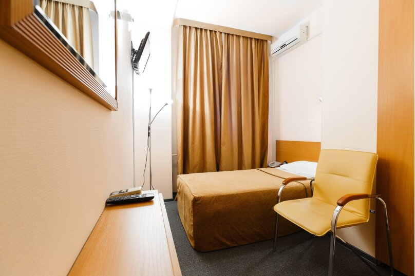 Одноместный с односпальной кроватью, улица Газеты Звезда, 38Б, Пермь - Фотография 1