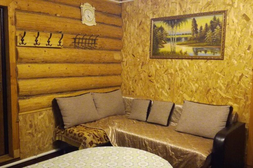 Сдаю благоустроенный, частный  дом на Селигере в самой турбазе, 97 кв.м. на 10 человек, 3 спальни, турбаза Чайка, 1, Осташков - Фотография 3