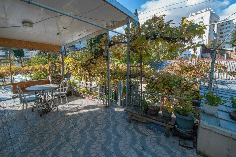 Уютный Дом в Ялте с двориком и местом для авто, 77 кв.м. на 6 человек, 1 спальня, Изобильная улица, 4, Ялта - Фотография 14