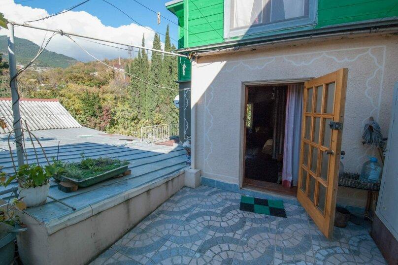 Уютный Дом в Ялте с двориком и местом для авто, 77 кв.м. на 6 человек, 1 спальня, Изобильная улица, 4, Ялта - Фотография 15