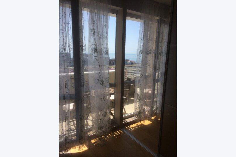 1-комн. квартира, 37 кв.м. на 3 человека, улица Кирпичная, 2, Адлер - Фотография 7