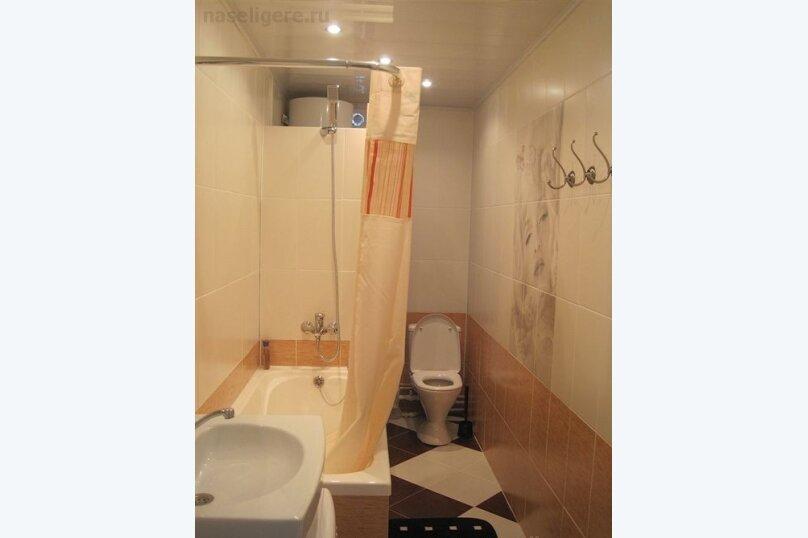 Дом, 90 кв.м. на 10 человек, 3 спальни, дер. Заборки, 33, Осташков - Фотография 5