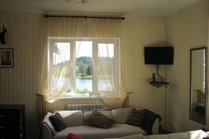 Дом, 90 кв.м. на 10 человек, 3 спальни, дер. Заборки, 33, Осташков - Фотография 7