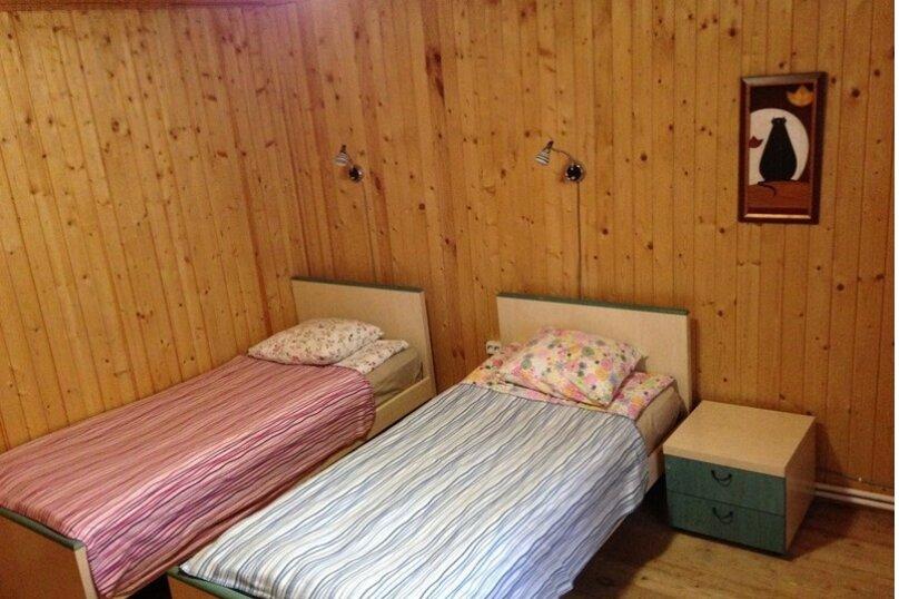Дом, 90 кв.м. на 10 человек, 3 спальни, дер. Заборки, 33, Осташков - Фотография 20