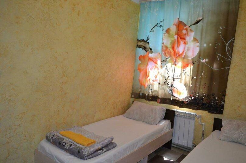 Двухместный номер эконом-класса с 2 отдельными кроватями, Охотская улица, 8, Севастополь - Фотография 3