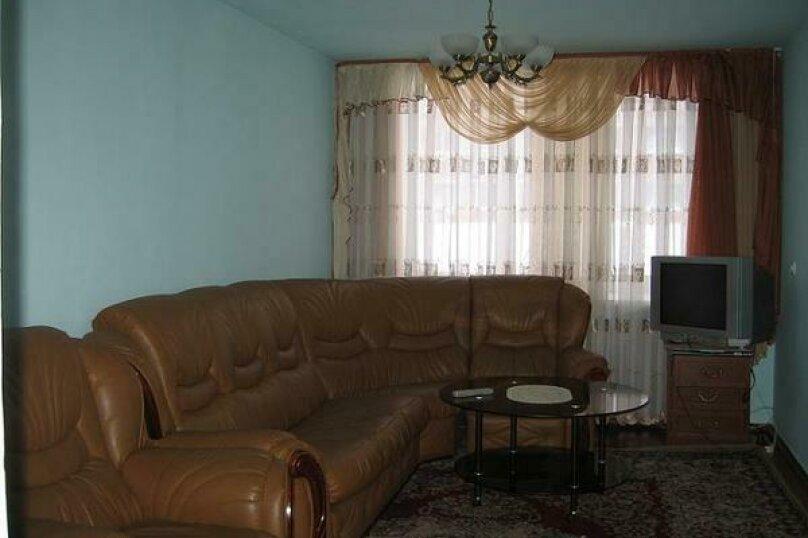 3-комн. квартира, 60 кв.м. на 8 человек, улица Дзержинского, 6, Шерегеш - Фотография 2