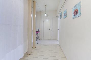 2-комн. квартира, 48 кв.м. на 4 человека, Итальянская улица, Санкт-Петербург - Фотография 3