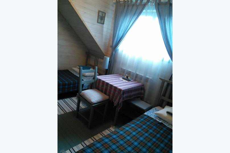 Деревянный комфортный гостевой дом, 160 кв.м. на 6 человек, 4 спальни, Цветочная улица, 5А, Суздаль - Фотография 21