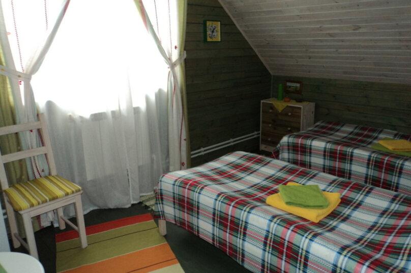 Деревянный комфортный гостевой дом, 160 кв.м. на 6 человек, 4 спальни, Цветочная улица, 5А, Суздаль - Фотография 25