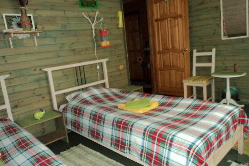 Деревянный комфортный гостевой дом, 160 кв.м. на 6 человек, 4 спальни, Цветочная улица, 5А, Суздаль - Фотография 26