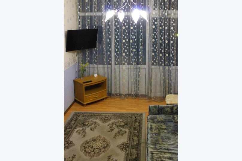 2-комн.ДВМ Люкс с мини-кухней, ул. Кривоколенная, д.42, Удельная - Фотография 1