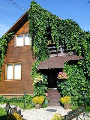 Деревянный комфортный гостевой дом, 160 кв.м. на 6 человек, 4 спальни