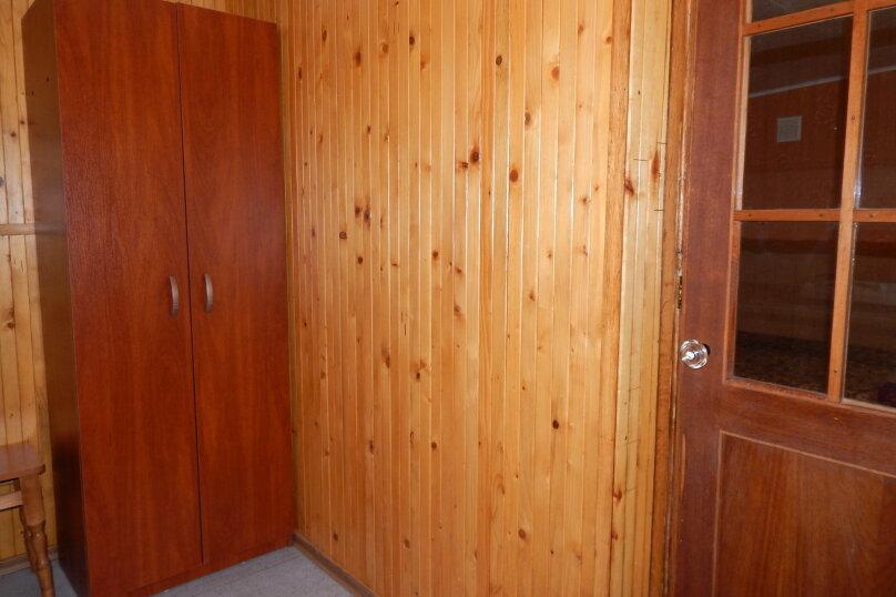 Домик  отдельный   в  тихом  месте, 25 кв.м. на 3 человека, 1 спальня, Щепкина, 1, Алупка - Фотография 9