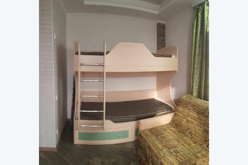 1-комн. квартира, 26 кв.м. на 4 человека, Ружейная улица, 21, Адлер - Фотография 6