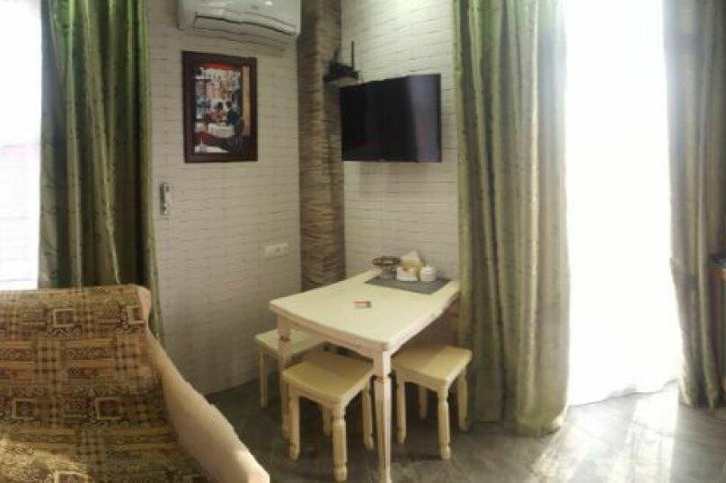1-комн. квартира, 26 кв.м. на 4 человека, Ружейная улица, 21, Адлер - Фотография 8