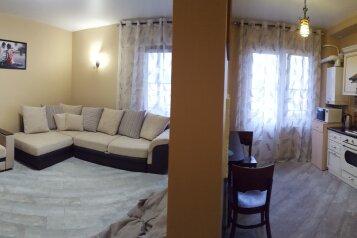 1-комн. квартира, 55 кв.м. на 4 человека, Тростниковая улица, Адлер - Фотография 3