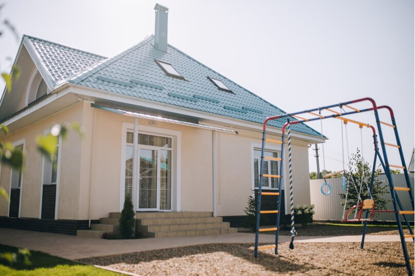 Дом, 140 кв.м. на 10 человек, 4 спальни, улица Солнечная, 11, Банное - Фотография 28