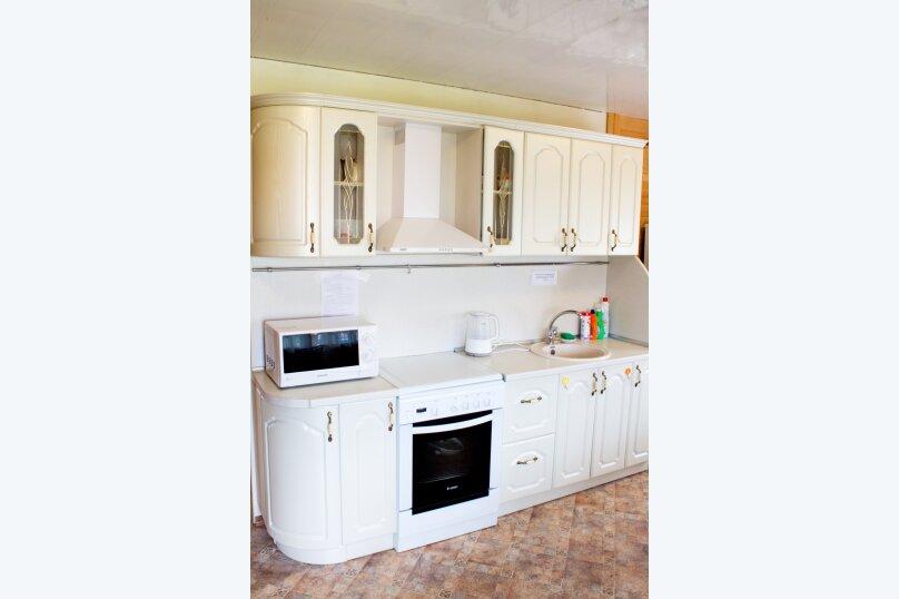 Дом из тесаного бревна, 85 кв.м. на 8 человек, 4 спальни, Часовенская, 10а, Кондопога - Фотография 8