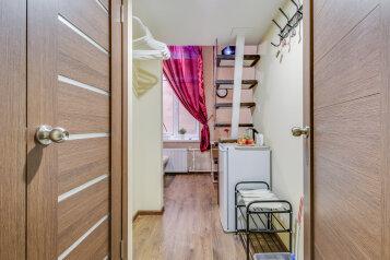 1-комн. квартира, 10 кв.м. на 3 человека, Сапёрный переулок, Санкт-Петербург - Фотография 4