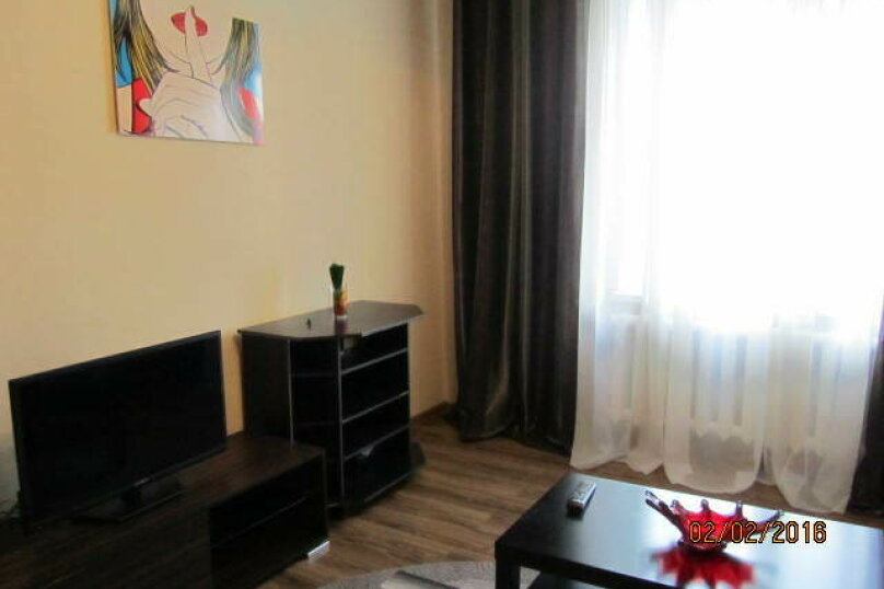 2-комн. квартира, 55 кв.м. на 3 человека, Плехановская, 31, Воронеж - Фотография 4