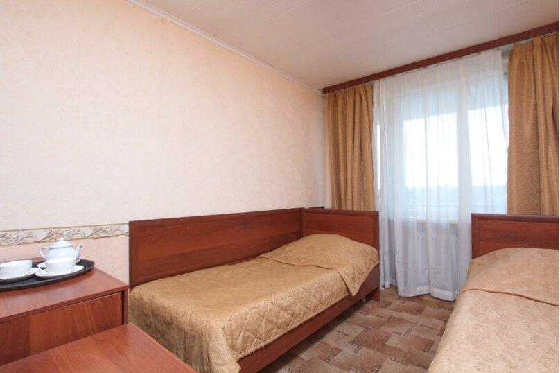 Стандартный номер с двумя кроватями, Приморское шоссе, 428, Санкт-Петербург - Фотография 1