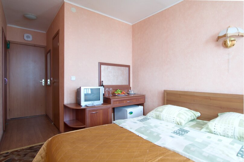 Стандартный номер с одной кроватью, Приморское шоссе, 428, Санкт-Петербург - Фотография 1