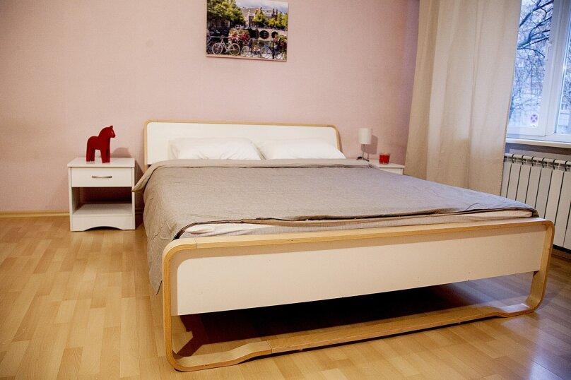 3-комн. квартира, 75 кв.м. на 9 человек, Ладожская улица, 13, Москва - Фотография 5
