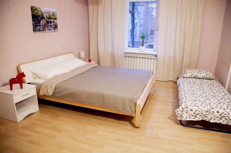 3-комн. квартира, 75 кв.м. на 9 человек, Ладожская улица, 13, Москва - Фотография 7